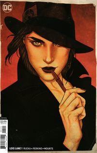 Cover for Lois Lane (DC, 2019 series) #1