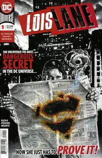 Cover Thumbnail for Lois Lane (DC, 2019 series) #1