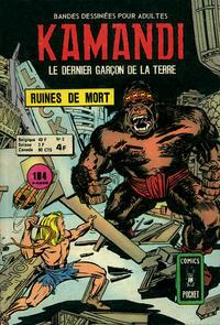 Cover Thumbnail for Kamandi (Arédit-Artima, 1975 series) #2