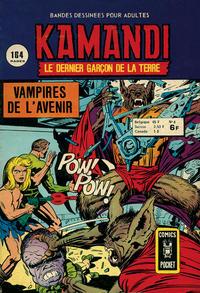 Cover Thumbnail for Kamandi (Arédit-Artima, 1975 series) #6