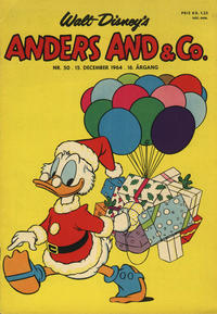 Cover Thumbnail for Anders And & Co. (Egmont, 1949 series) #50/1964