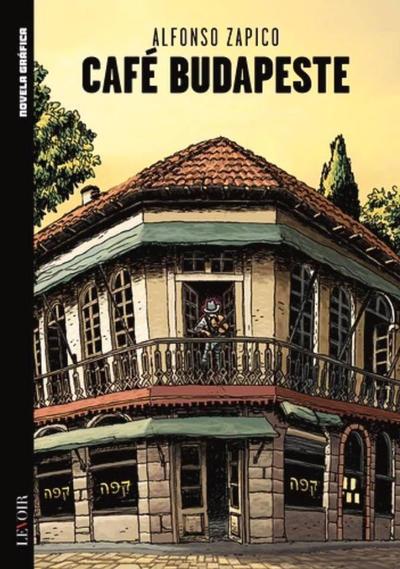 Cover for Novela Gráfica 2019 (Levoir, 2019 series) #13 - Café Budapeste