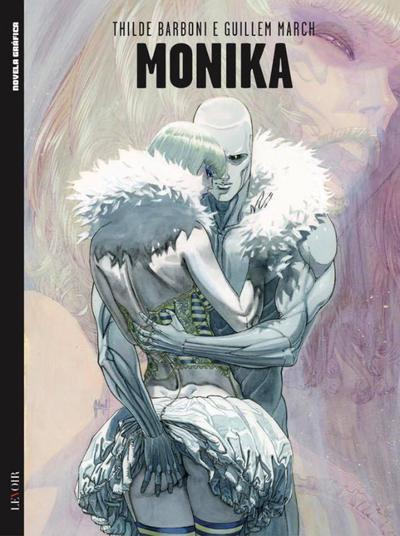 Cover for Novela Gráfica 2019 (Levoir, 2019 series) #5 - Monika