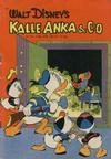 Cover for Kalle Anka & C:o (Hemmets Journal, 1957 series) #20/1958