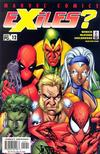 Cover for Exiles (Marvel, 2001 series) #12 [Direct Edition]