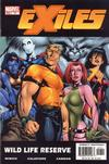 Cover for Exiles (Marvel, 2001 series) #17 [Direct Edition]