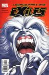 Cover for Exiles (Marvel, 2001 series) #20 [Direct Edition]