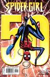 Cover for Spider-Girl (Marvel, 1998 series) #50