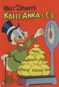 Cover Thumbnail for Kalle Anka & C:o (Hemmets Journal, 1957 series) #18/1958