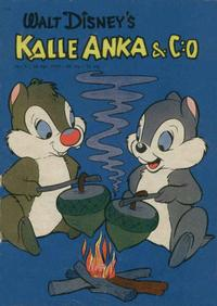 Cover Thumbnail for Kalle Anka & C:o (Hemmets Journal, 1957 series) #9/1959