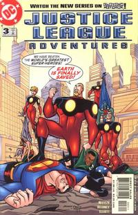 Cover Thumbnail for Justice League Adventures (DC, 2002 series) #3