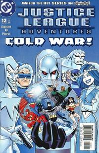 Cover Thumbnail for Justice League Adventures (DC, 2002 series) #12 [Direct Sales]