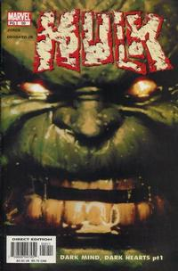 Cover Thumbnail for Incredible Hulk (Marvel, 2000 series) #50 [Direct Edition]
