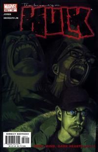 Cover Thumbnail for Incredible Hulk (Marvel, 2000 series) #52