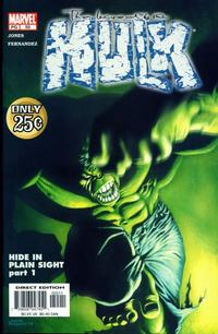 Cover Thumbnail for Incredible Hulk (Marvel, 2000 series) #55