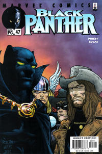 Cover Thumbnail for Black Panther (Marvel, 1998 series) #47
