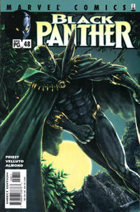 Cover Thumbnail for Black Panther (Marvel, 1998 series) #48