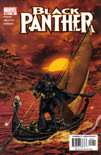 Cover Thumbnail for Black Panther (Marvel, 1998 series) #49