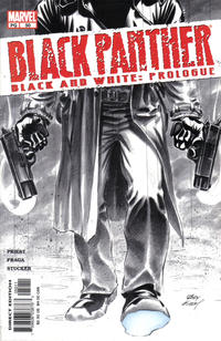 Cover Thumbnail for Black Panther (Marvel, 1998 series) #50