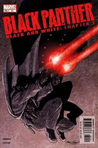 Cover Thumbnail for Black Panther (Marvel, 1998 series) #51
