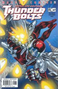 Cover Thumbnail for Thunderbolts (Marvel, 1997 series) #67