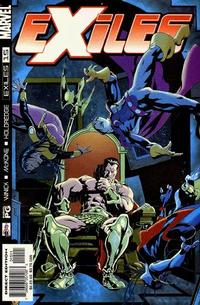 Cover Thumbnail for Exiles (Marvel, 2001 series) #15 [Direct Edition]
