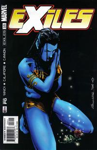 Cover Thumbnail for Exiles (Marvel, 2001 series) #16 [Direct Edition]
