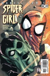Cover Thumbnail for Spider-Girl (Marvel, 1998 series) #49