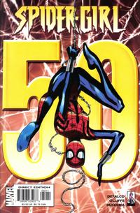 Cover Thumbnail for Spider-Girl (Marvel, 1998 series) #50