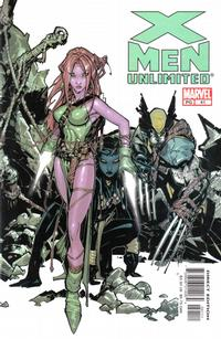 Cover Thumbnail for X-Men Unlimited (Marvel, 1993 series) #41