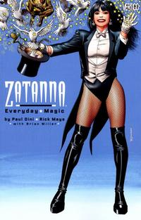 Cover Thumbnail for Zatanna: Everyday Magic (DC, 2003 series)