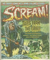 Cover Thumbnail for Scream! (IPC, 1984 series) #4