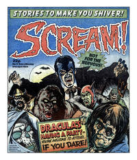 Cover Thumbnail for Scream! (IPC, 1984 series) #5