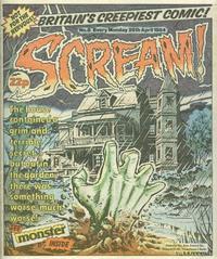 Cover Thumbnail for Scream! (IPC, 1984 series) #6