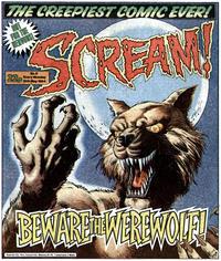 Cover Thumbnail for Scream! (IPC, 1984 series) #8
