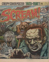 Cover Thumbnail for Scream! (IPC, 1984 series) #9