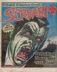 Cover Thumbnail for Scream! (IPC, 1984 series) #10