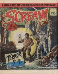 Cover Thumbnail for Scream! (IPC, 1984 series) #12