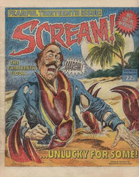 Cover Thumbnail for Scream! (IPC, 1984 series) #13