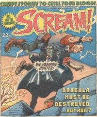 Cover Thumbnail for Scream! (IPC, 1984 series) #15