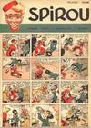 Cover for Spirou (Dupuis, 1947 series) #471