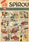 Cover for Spirou (Dupuis, 1947 series) #472