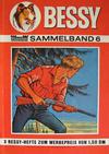 Cover for Bessy Sammelband (Bastei Verlag, 1966 ? series) #6