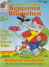 Cover for Benjamin Blümchen (Bastei Verlag, 1990 series) #43
