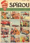 Cover for Spirou (Dupuis, 1947 series) #474