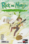 Cover for Rick and Morty (Oni Press, 2015 series) #51 [Cover B]
