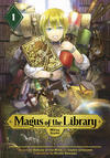 Cover for Magus of the Library (Kodansha, 2019 series) #1