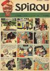 Cover for Spirou (Dupuis, 1947 series) #475