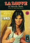 Cover for La Louve (Arédit-Artima, 1974 series) #7