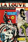 Cover for La Louve (Arédit-Artima, 1974 series) #8